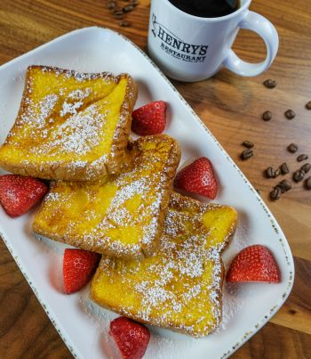 Henry's Restaurant, French Toast